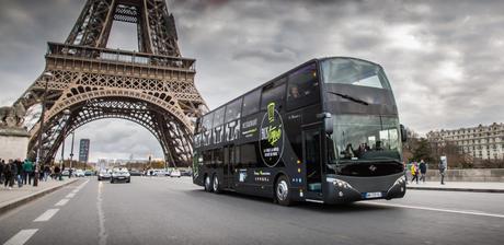 Le Bus Toqué : se régaler en admirant Paris !