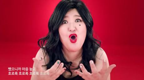 L'obésité, nouveau complexe coréen