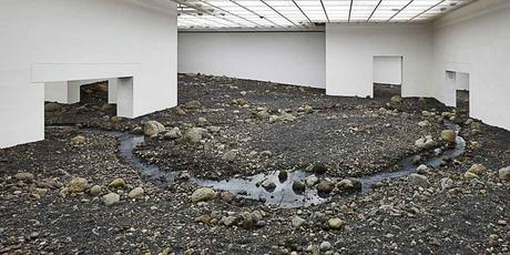 olafur-eliasson,art,perception,nature,riverbed