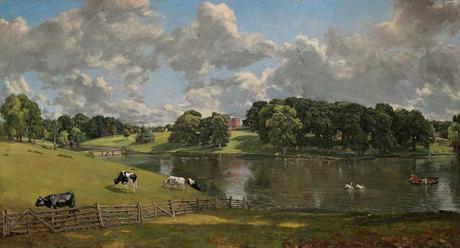 john-constable,painting,landscape