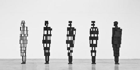 antony gormley, sculpture, contemporary art