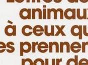 animaux pouvaient nous parler