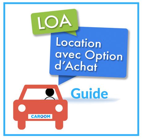 guide location avec option d'achat : LOA