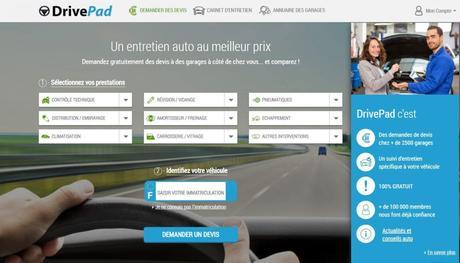carnet d'entretien auto en ligne