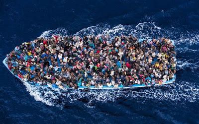 Vous, migrants, je vous admire
