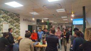 le Schoolab, un incubateur créé il y a 10 ans qui se spécialise aujourd'hui dans l'accompagnement d'intra- et d'entre-preneurs