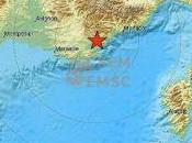 Tremblement terre dans AMaritimes