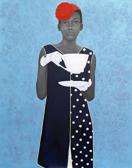 Les nouveaux portraits des Obama pour la National Portrait Gallery de Washington