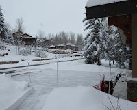 L'hiver commence (enfin) sérieusement !