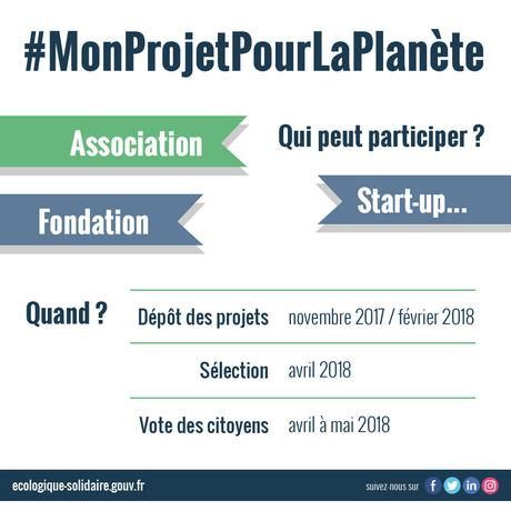 """"""" Mon Projet Pour La Planète """" - Comment ça marche ?"""