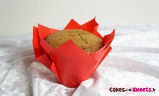 Muffins Banane Rhum