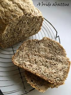 Du pain riche en omégas 3 avec Mon Fournil