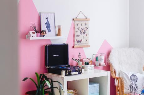 Dans notre salon, éclectique & Geek ! ♥