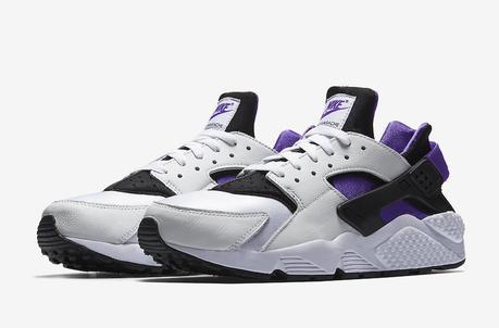 Le retour de la Nike Air Huarache Purple Punch OG À Lire
