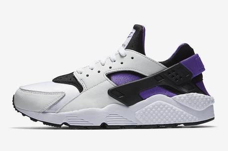 Nike Air Huarache Purple Punch OG Retro 2018