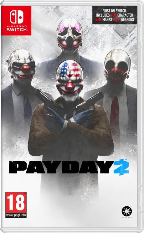 PAYDAY 2 switch