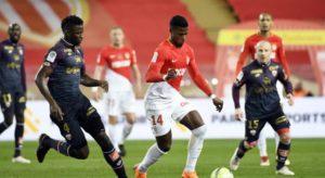 L'AS Monaco a gagné 4 buts à 0 face à Dijon