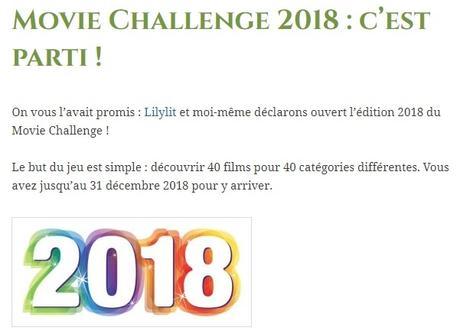 2018 Movie Challenge