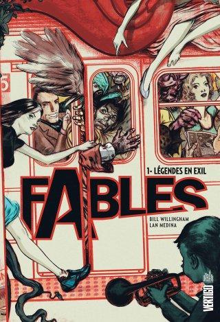 Fable (Tome 1), une réutilisation intelligente et innovante des contes et légendes.