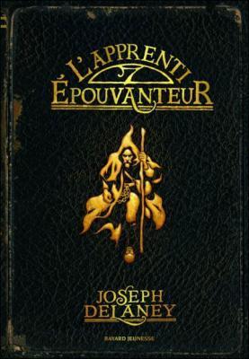Couverture L'épouvanteur, tome 01 : L'apprenti épouvanteur