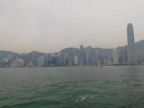 Week-end à Hong-Kong