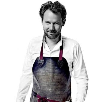 Le chef Mathieu Pacaud