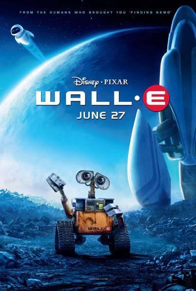 WALL-E (2008) ★★★★☆