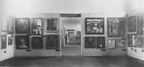 L'art dégénéré, la censure de l'art par les nazis