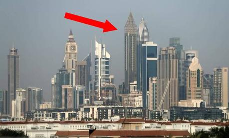 L'hotel le plus haut du monde