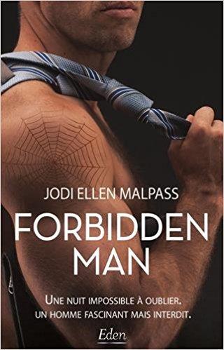 A vos agendas : Découvrez Forbidden Man de Jodi Ellen Malpas en mars