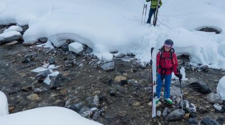 Cinq jours de bon ski dans le Queyras