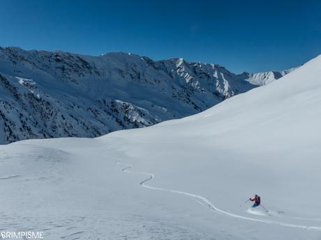 ski rando pic segure queyras