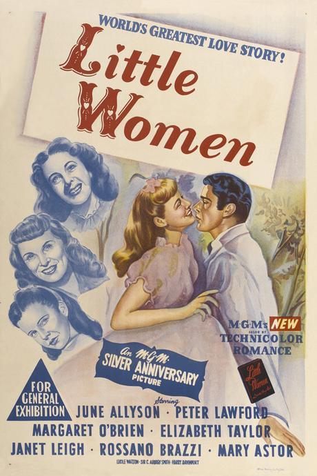 Les quatre filles du Dr March (Little women)