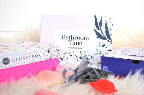 Birchbox / GlossyBox / My Little Box : ma battle de box beauté de février 2018