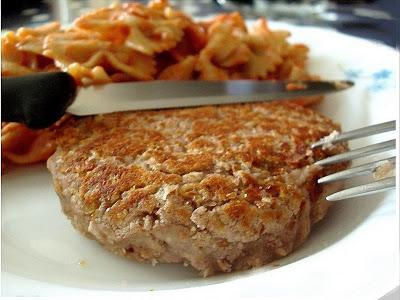 Steaks de haricots blancs (Vegan)