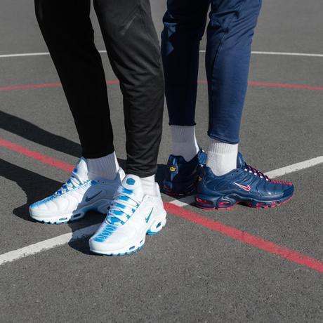 Nike Air Max PLus Classico Pack PSG OM
