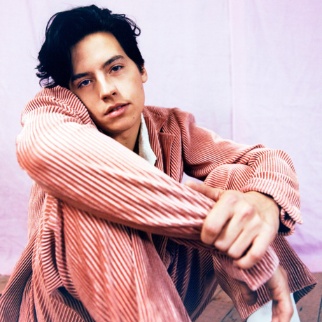 STYLE : Cole Sprouse covers ASOS mag