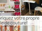 comment fabriquer table machine coudre