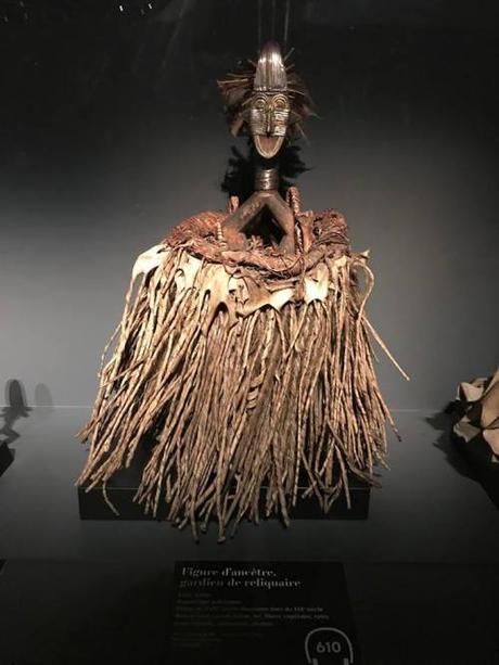 Afriques d'hier et d'aujourd'hui : hier,  Les gardiens de reliquaire