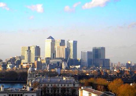 Le quotidien de Londres, par Lucille