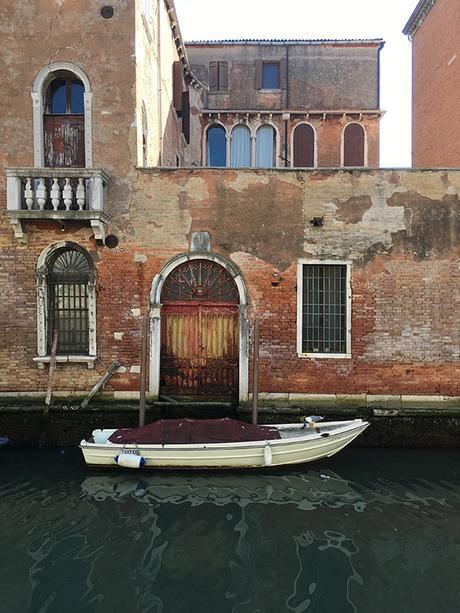 Family Trip in Venice, Italy