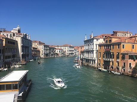 Scavenger Hunt in Venice, Italy