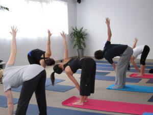 Hatha yoga cours