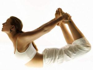 Hatha yoga l'arc