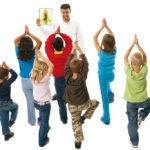 Hatha yoga pour enfants