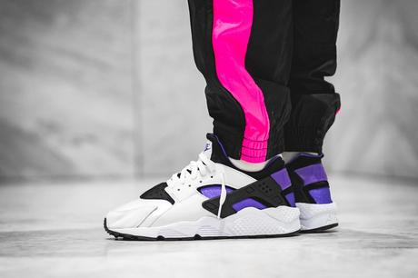 Nike Air Huarache Purple Punch  Date de sortie