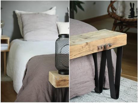 pieds ripaton pieds ripaton magnifique table ralise par elonore avec nos pieds en pingle. Black Bedroom Furniture Sets. Home Design Ideas