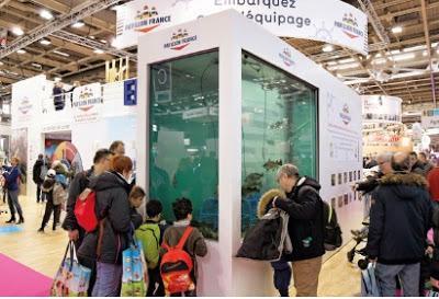 Découvrez la filière de la pêche maritime française avec PAVILLON FRANCE au Salon International de l'Agriculture et de la pêche