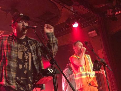 Francouvertes 2018, soir 2 : un club sandwich rap