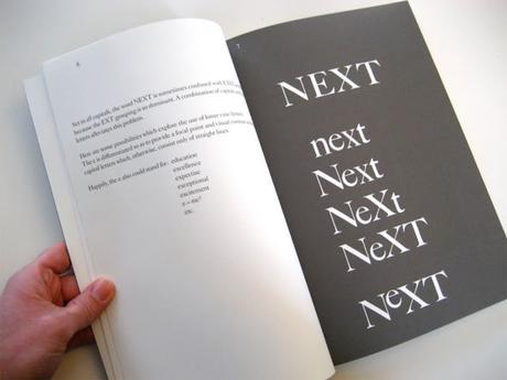 La présentation du logo de Next à Steve Jobs par Paul Rand